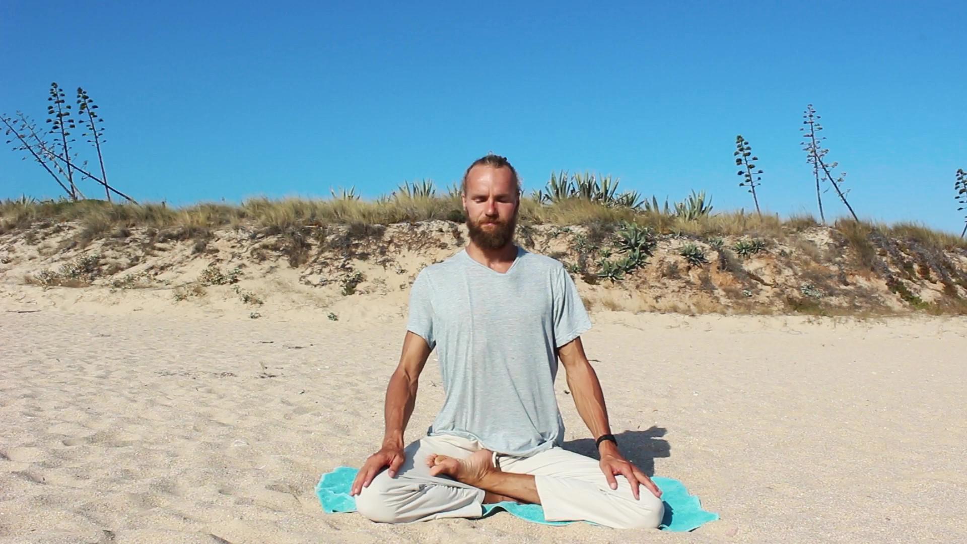 breath session_Beach