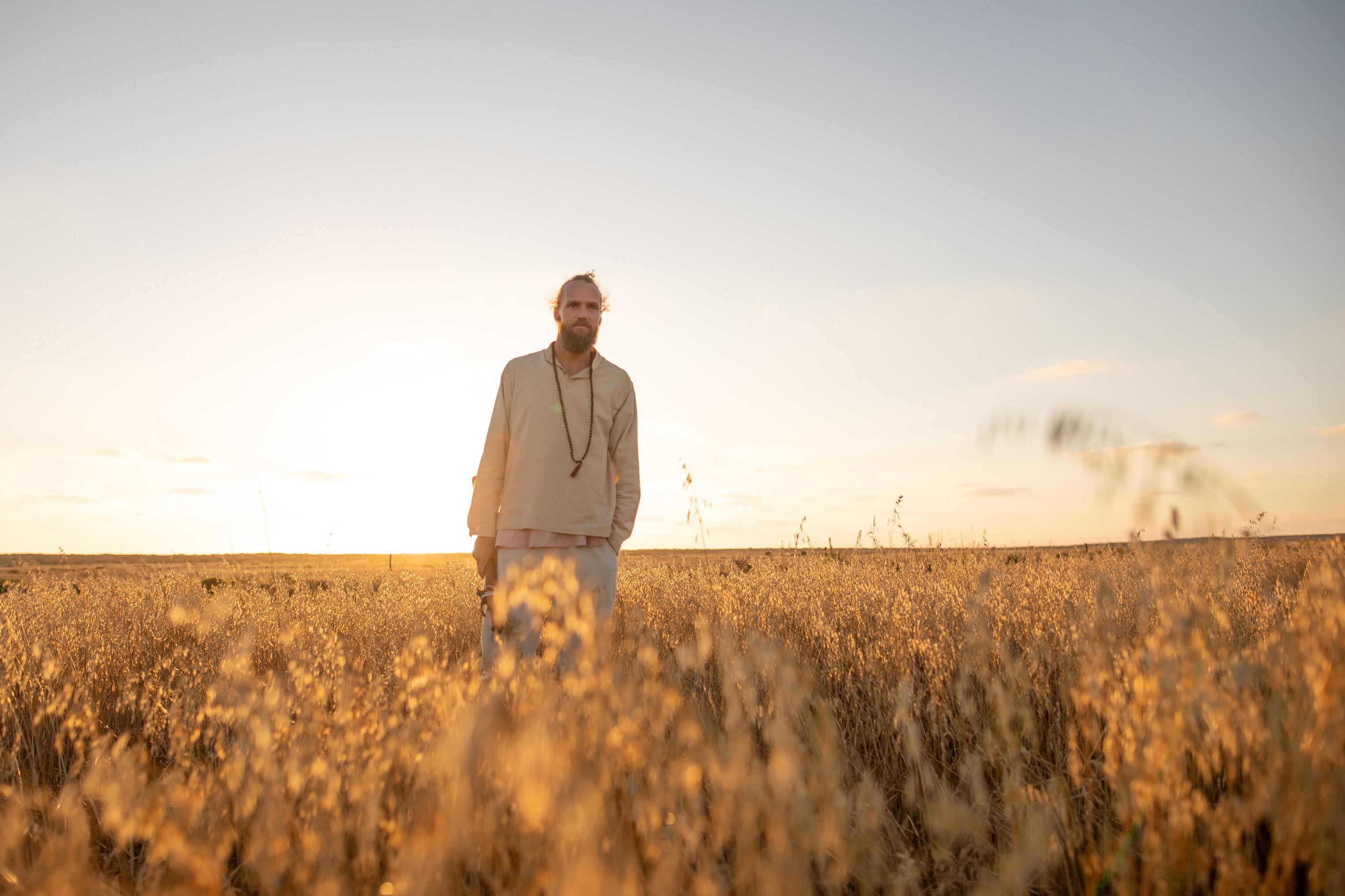 instructor freeing himself from addiction through breathwork