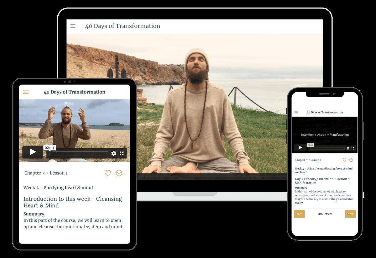 yoga breathwork course online