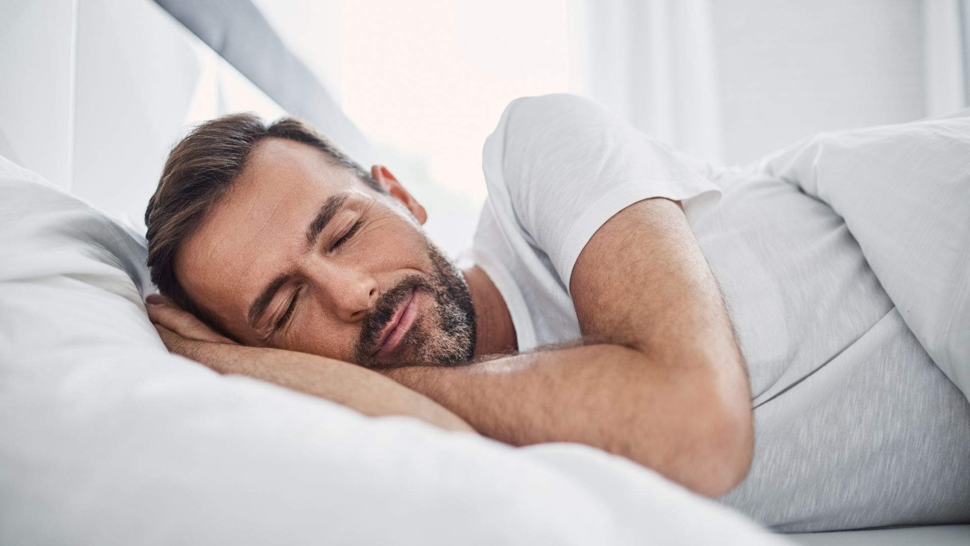 Sleeping course image
